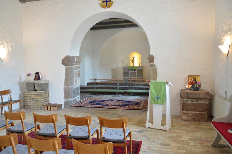 Gudstjenester i klosterkirken