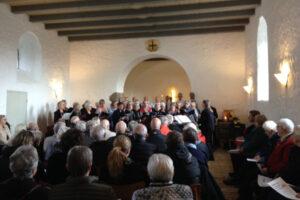 Musikgudstjeneste @ Hellig Kors Kloster